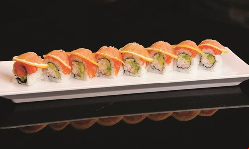 Product image for Yamariki Sushi 20% off entire check after 5:30pm - no split checks food only, not valid on alcohol