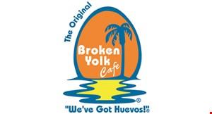 Broken Yolk Cafe- Mission Valley logo