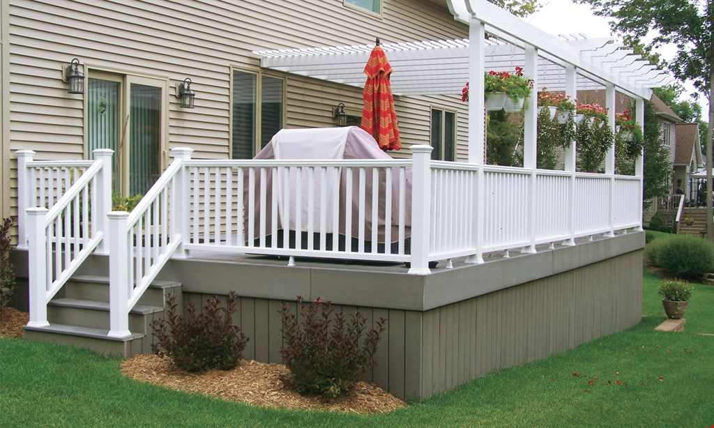 Product image for T3 Constuction $500 off any complete deck