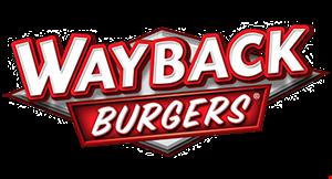 JAKE'S WAYBACK BURGER logo