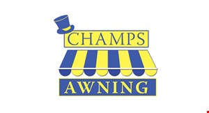 Champs Awning logo