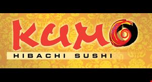 Kumo Hibachi Sushi logo