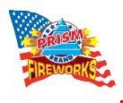 Product image for Prism Firework 60% Off Mortar Mania!
