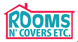 Rooms N' Covers Etc. logo