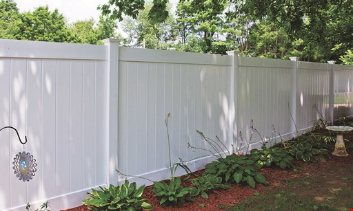 Product image for AFSCO FENCE & DECK $100 off any service of $1000 or more.