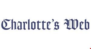 Charlotte's  Web Restaurant logo