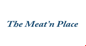 Meat N Place at Caughmans Meat Market logo