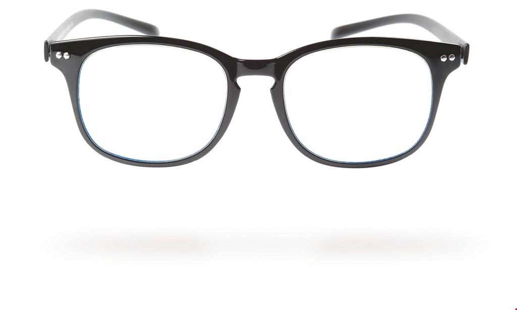 Product image for Pearle Vision $149 DIGITAL PROGRESSIVE LENSES includes frames.