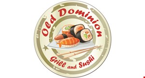 Old Dominion Grill and Sushi logo