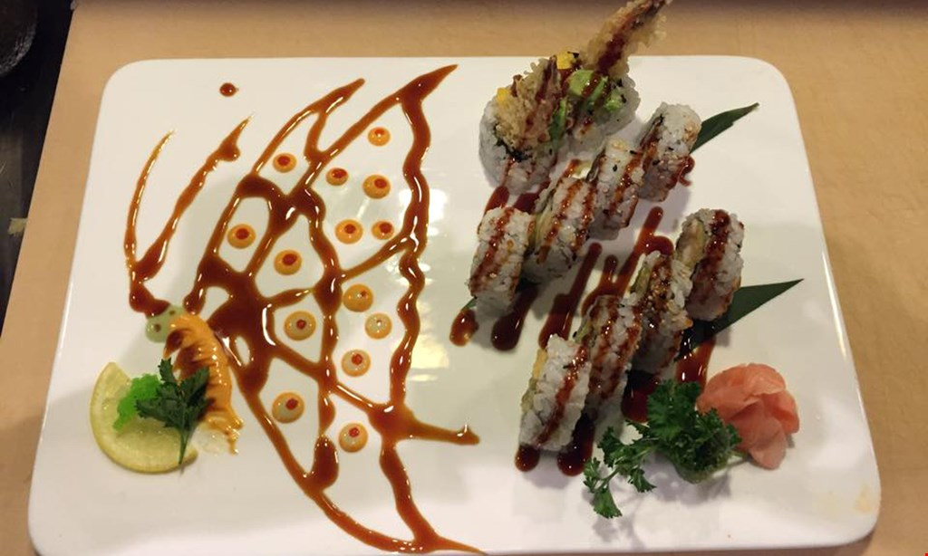 Product image for Old Dominion Grill and Sushi 10% Off any lunch special