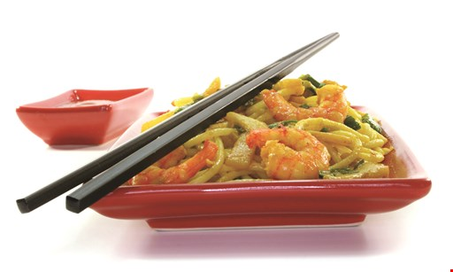 Product image for Panda Mongolian BBQ $1 off adult lunch buffet purchase