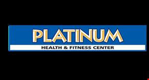 Platinum Health & Fitness Center logo