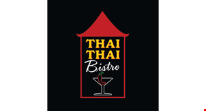 Product image for Thai Thai Bistro FREE coconut shrimp with the purchase of $60 or more