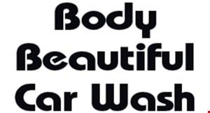 Body Beautiful Car Wash logo