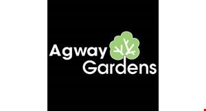 Agway Gardens logo