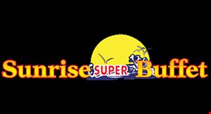 Sunrise Buffet logo