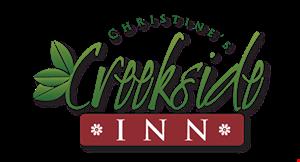 Christine's Creekside Inn logo