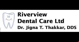 Riverview Dental Care LTD logo