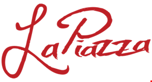 Product image for La Piazza Italian Restaurant & Sports Bar 10% off any purchase excludes alcohol & to-go beer