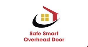 Product image for Safe Smart Overhead Door $39.95 garage door tune-up special $89.99 value.