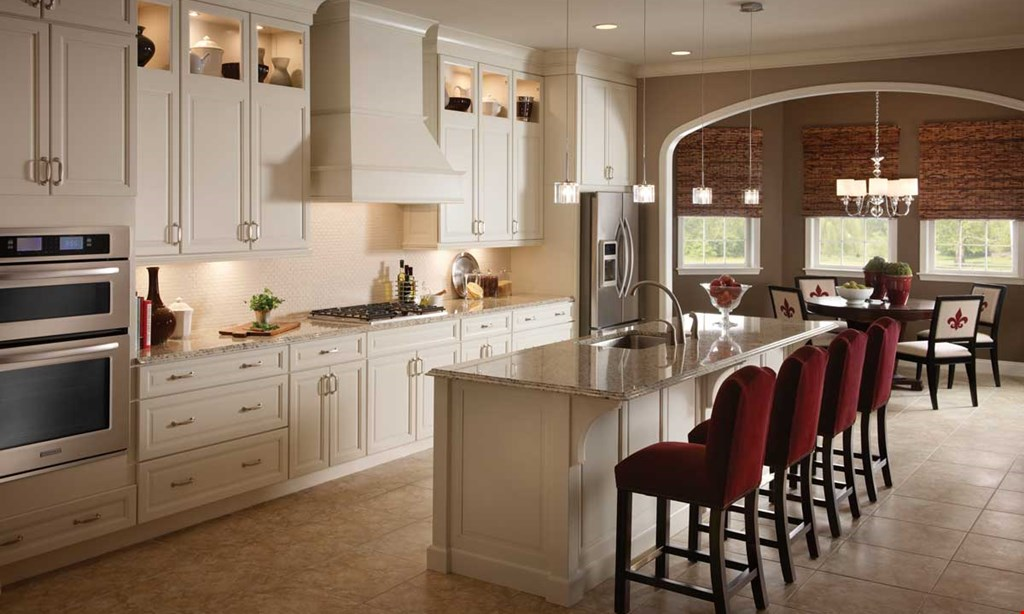 Product image for Homescape Kitchen And Bath 30% off any cabinetry purchase