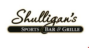 Shulligan's Sports Bar & Grille logo