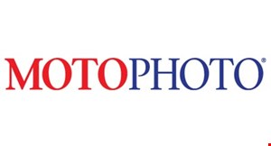 Product image for Motophoto $5 off In-Store purchase of $25 or more until 7/31/20.