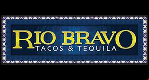 Rio Bravo Tacos & Tequila logo