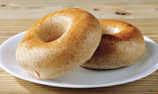 Product image for NEW YORK BAGELRY $1 off lunch sandwich