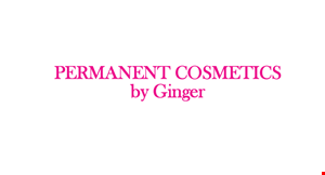 Permanent Cosmetics By Ginger logo