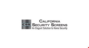 Product image for California Security Screen Doors $50 OFF* any door system