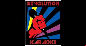 Revolution Karaoke logo