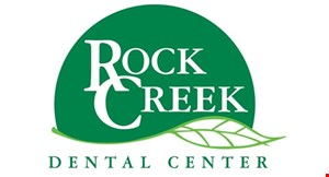 Product image for Rock Creek Dental Center $0 dental cleaning and exam for most insured patients. Call for details.
