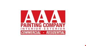 AAA Painting Company logo