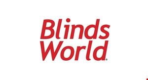 Blinds World logo