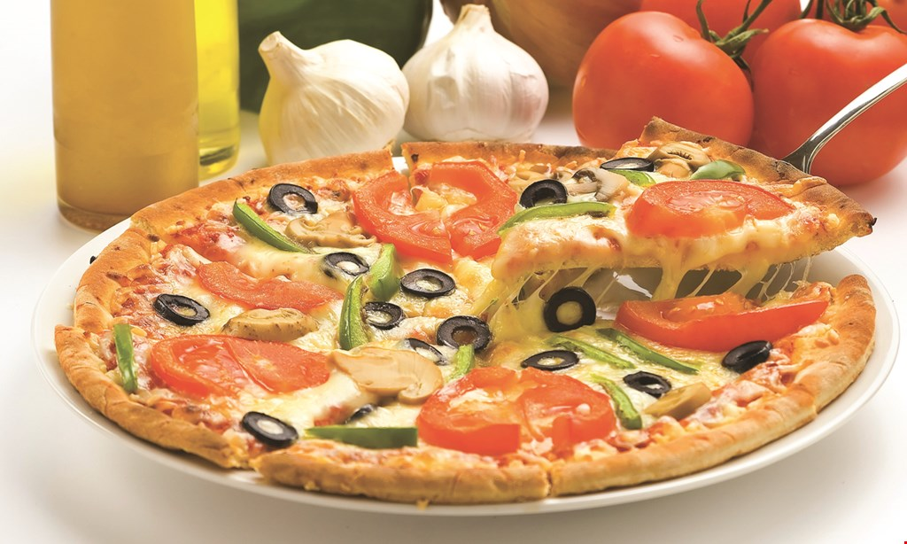 """Product image for Pizza Marsala $26.99 lg. 16"""" cheese pizza, breadsticks, whole hoagie & 2-liter of soda"""