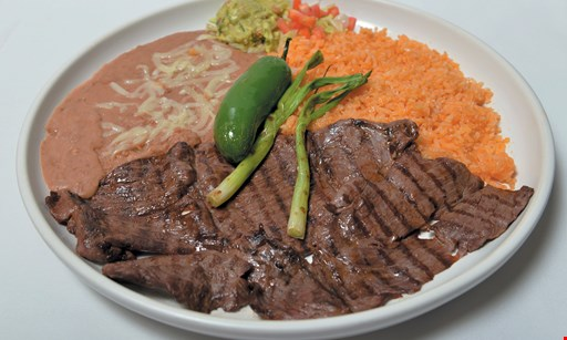 Product image for Tapatio Mexican Restaurant Free combination dish