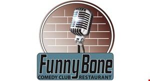 Funny Bone Comedy Club logo