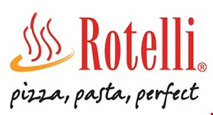 Product image for Rotelli $25.99 Pizza Combo