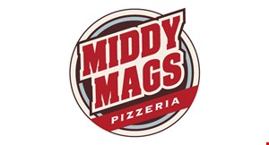 Middy Mags Pizzeria logo