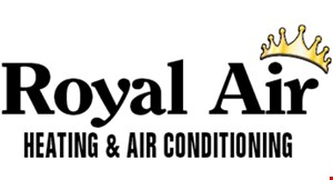 Royal Heating & Air logo