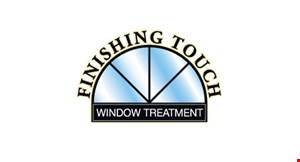 Finishing Touch Window Treatment logo