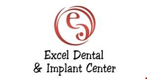 Product image for Excel Dental & Implant Center $1,599 Dental Implants Special