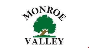 Monroe Valley Golf Course logo