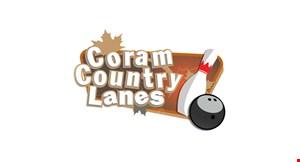 Coram Country Lanes logo