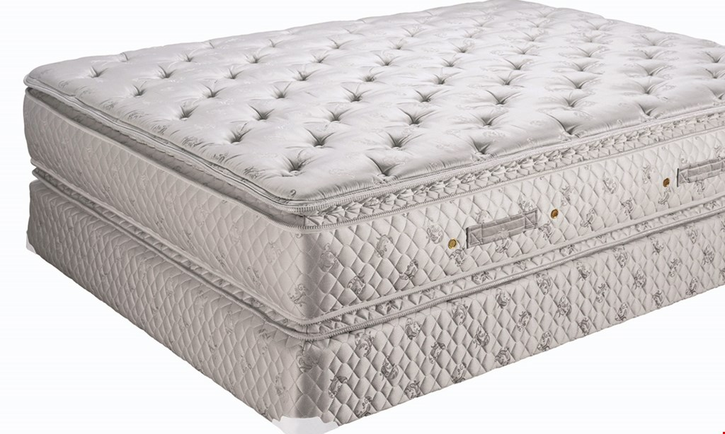 Product image for Chattanooga Mattress and Futons FREE pillows with any set purchase (2pk memory foam or down alt. while supplies last).