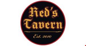 Red's Tavern logo