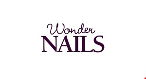 Wonder Nails logo