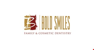 Bold Smiles Family & Cosmetic Dentistry logo