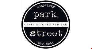 Park Street Craft Kitchen And Bar logo
